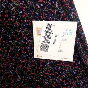 LuLaRoe Skirts - LuLaRoe Floral Classic Maxi Skirt
